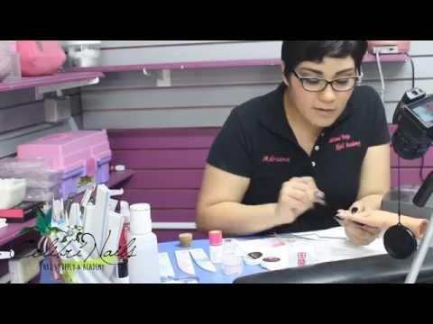 Aplicación de acrílico en uña natural (para principiantes)