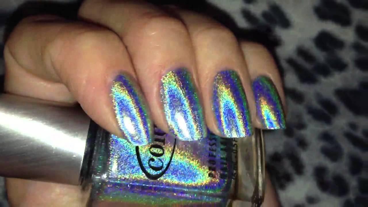 Color Club Blue Heaven Holographic