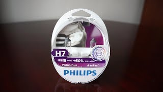 Philips VisionPlus 60% review, road test