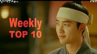 Weekly Top 10 Korean Drama | October 15 - October 21, 2018 | RATINGS