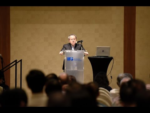 "IPS- Nathan Lecture I - ""Hunting Black Swans & Taming Black Elephants"" by Mr Peter Ho"