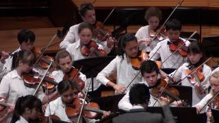 Explosive - Bond - Chamber Strings   SYO   Sydney Youth Orchestra