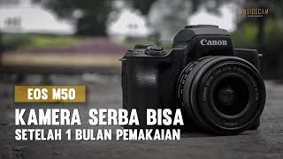 REVIEW CANON EOS M50 INDONESIA