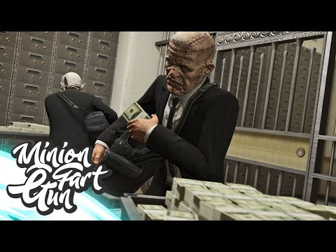 [GTA V: Heist Finale] Bank overval! En vluchten - The Pacific Standard Job - Ep6 (GTA5) from YouTube · Duration:  53 minutes 16 seconds