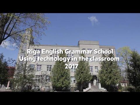 Riga English Grammar School Customer Story - Using modern teaching methods to hone 21st centur