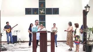 Culto de Louvor e Adoração - SAF    Dia 22-12-2020