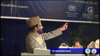 Dr. Obaidullah Fahad - Aligarh Muslim University, India - Opening Speech