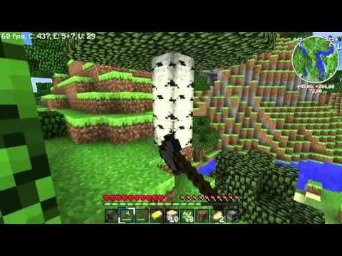 Sezon 2 Minecraft Modlu Survival Bölüm 1