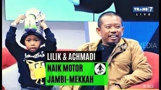 Viral Ayah & Anak Naik Motor JAMBI-MEKKAH | HITAM PUTIH (14/01/20) Part 1
