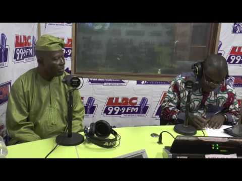 THE SUPER MORNING SHOW AUGUST 30, 2016 - LOOKING BACK AT THE LIFE OF DR. TOGBAH - NAH TIPOTEH