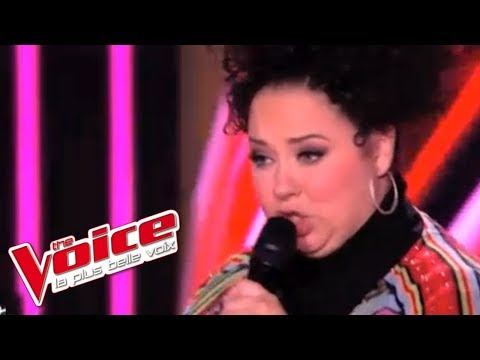 The Voice 2013  Nadja  Think Aretha Franklin  Blind Audition