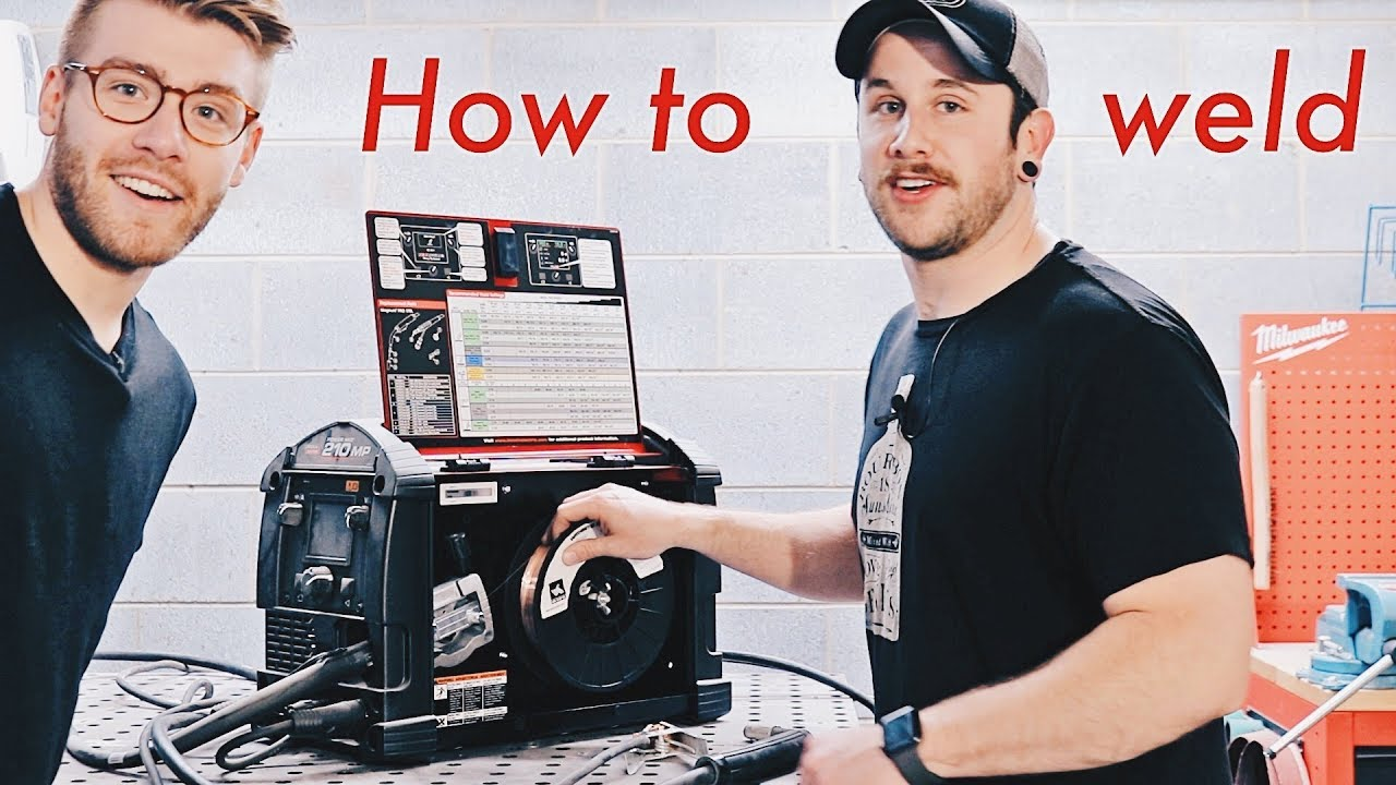 intro to welding for woodworkers w/johnny brooke | getting started