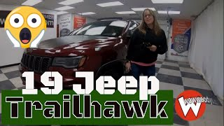 New 2019 Jeep Grand Cherokee Trailhawk | Video Walkaround | New SUVs for sale at Wowwoodys