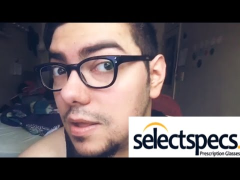 a770c2e64d9 New Glasses!! (SelectSpecs) Review - YouTube
