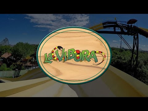 Official La Vibora POV | Six Flags Over Texas