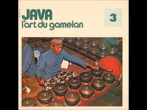 Gending Wedikengser - Yogyakarta, Java (Musique du Monde, vol3, 1974)