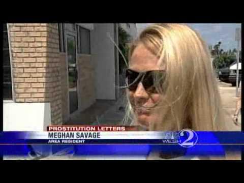 Daytona Beach Prostitution Arrests