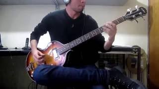 "Bass Cover of ""Toxic"" by High and Mighty Color I do not own this so..."
