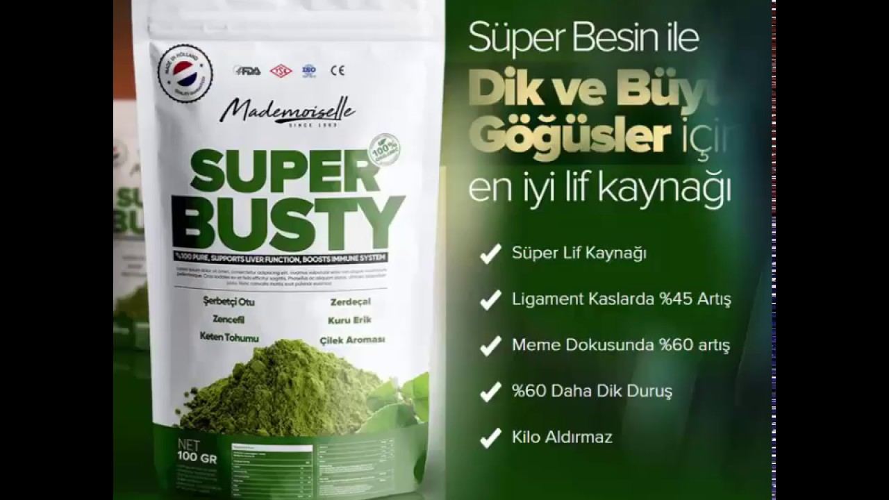 Super Busty Kullananlar