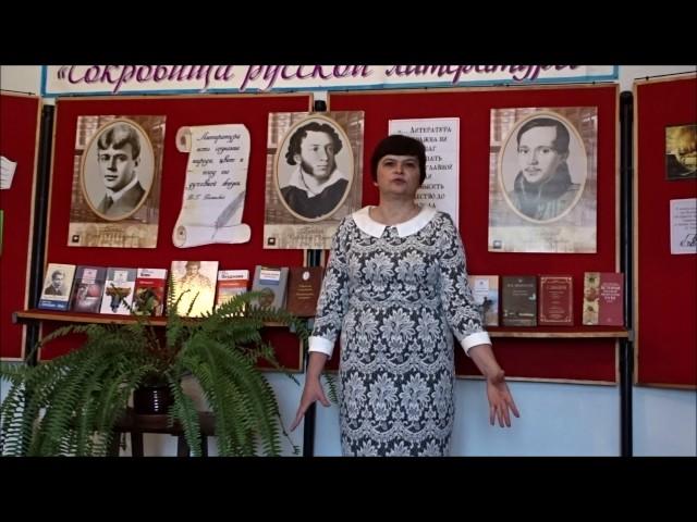 Изображение предпросмотра прочтения – ВалентинаДемченко читает отрывок изпроизведения «Мцыри» М.Ю.Лермонтова