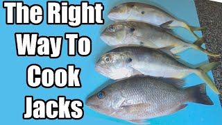 How To Cook Jack Crevalle Delicious Recipe (Catch Clean and Cook)