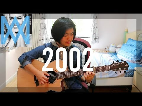 2002 - Anne-Marie (fingerstyle Guitar Cover) (free Tabs)