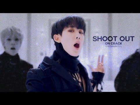 「 CRACK 」 MONSTA X - 'Shoot Out' MV