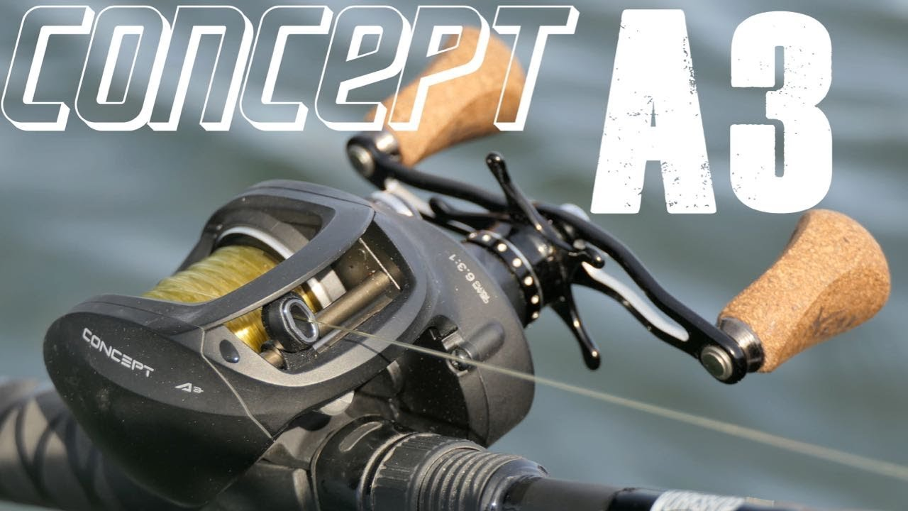 fishing 13 fishing 39 s swimbait reel the concept a3