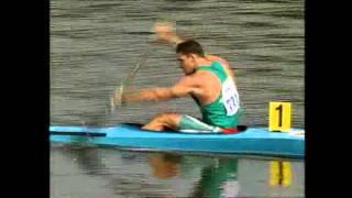1995, K1-500m, Gyulay Zsolt, 5. hely