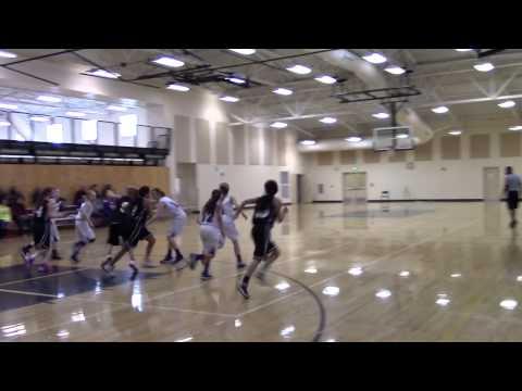 Hot Shots vs West Salem 7th graders 44-0 win