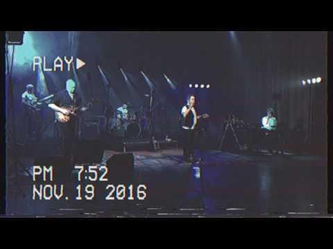 Los Endos - Genesis tribute act -Clips - Mick Jagger Centre 18/11/16