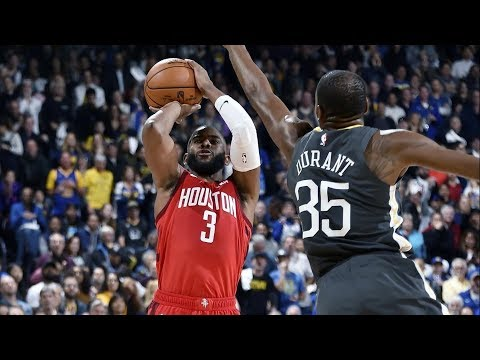 Rockets Beat Warriors Without James Harden! 2018-19 NBA Season