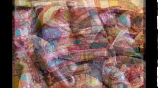 Пэчворк подушки из лоскутков своими руками