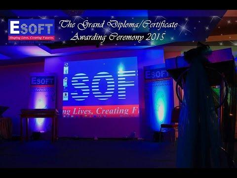Esoft Homagama Awarding Ceremony
