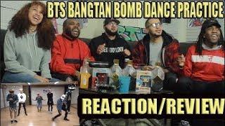 [BANGTAN BOMB] '뱁새' Dance Practice (흥 ver.) - BTS (방탄소년단) BAEPSAE REACTION/REVIEW