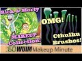Indie Makeup Geeks Out with COLORS  Rick   Morty  Cthulhu  Marvel Avengers   MORE    Makeup Minute