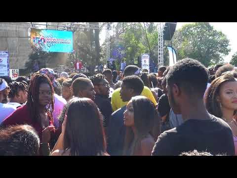 Legendary DJ: Kid Capri @ Howard University International Yardfest 2017