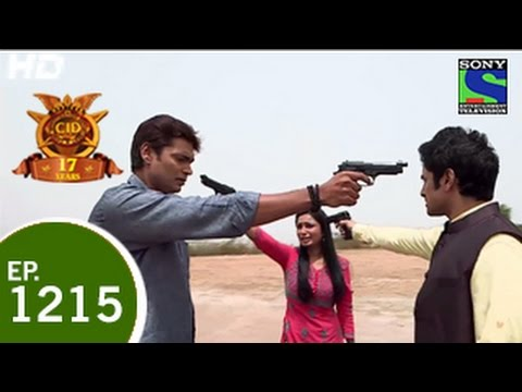 CID - Golden Eye Gang - सी ई डी - Episode 1215 - 12th April 2015