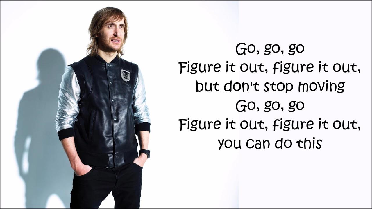 David Guetta & Sia Flames [LYRICS]