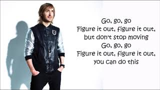 Baixar David Guetta & Sia - Flames [LYRICS]