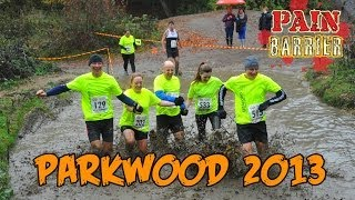 The Pain Barrier - Parkwood 2013 Thumbnail