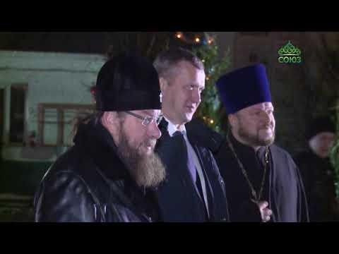 Сергей Морозов побывал в астраханском храме в честь святого равноапостольного князя Владимира