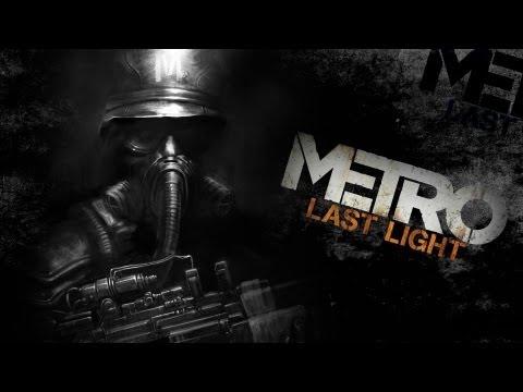 Смотреть прохождение игры Metro Last Light. Intro trailer. 1080p