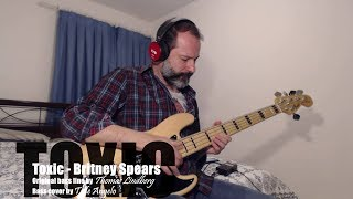 Toxic - Britney Spears - Bass Cover