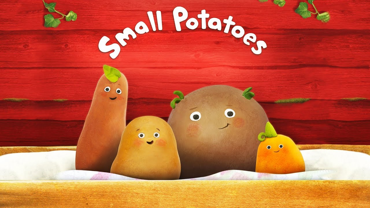 Small Potatoes Movie Trailer Dvd Out Now Youtube