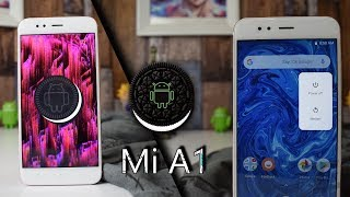 Mi A1 Android 8.1 Oreo Official Review!!!