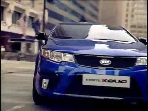 Kia Forte Koup TV Commerical (Full Length Variant) - There's nothing boring about the new KIA!