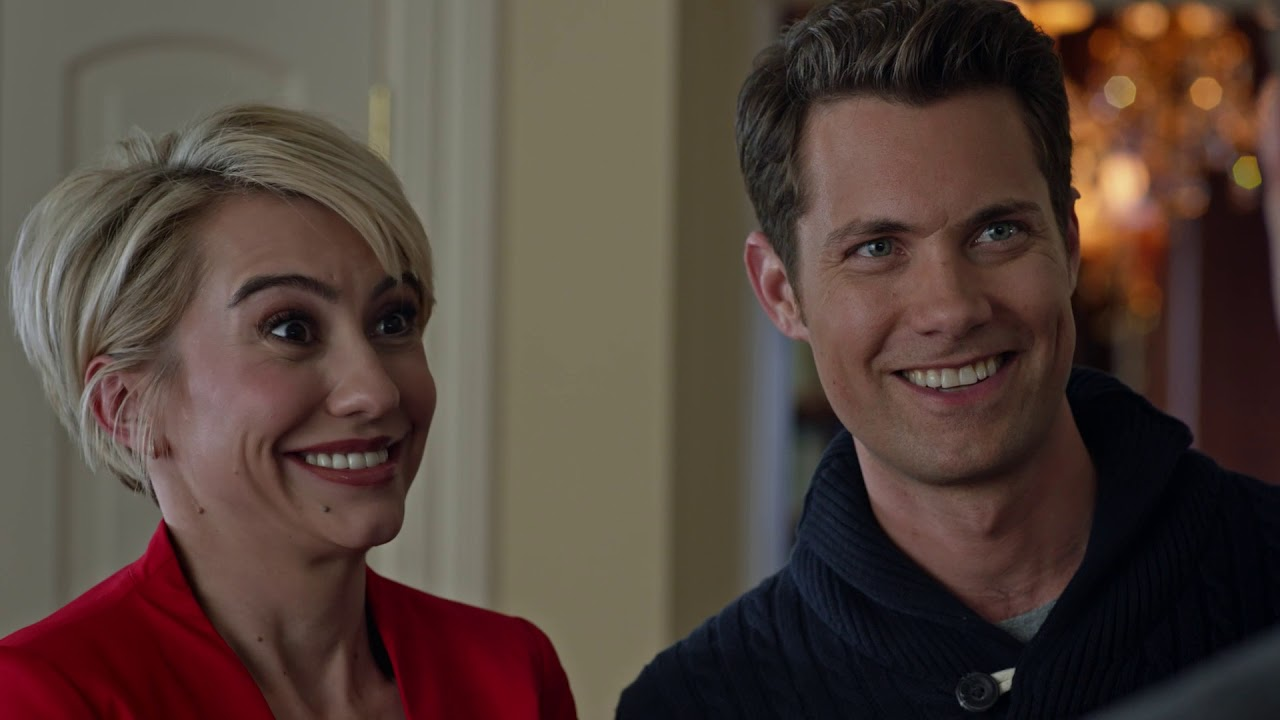 A Christmas For The Books.Drew Seeley Chelsea Kane Reunite For Christmas By The