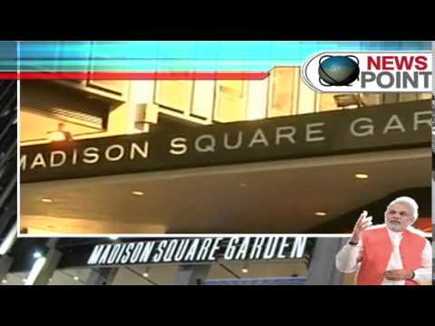 PM Modi to address packed Madison Square Garden today
