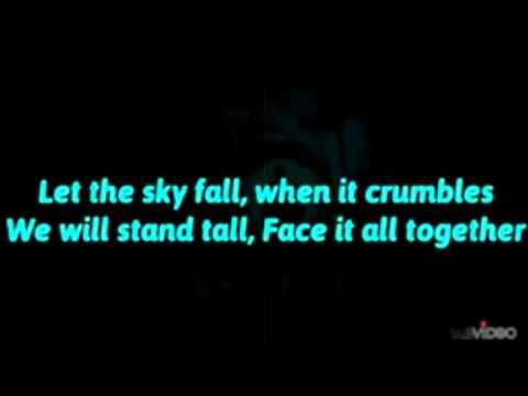 adele hello karaoke - Adele Skyfall (Lyrics Full)